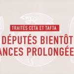 Contre les traités CETA et TAFTA