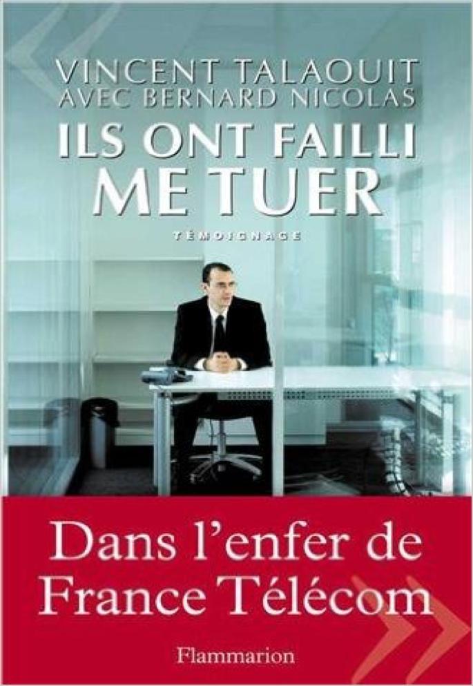 Ils ont failli me tuer : témoignage – Vincent Talaouit & Bernard Nicolas