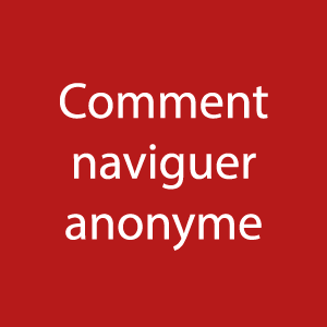 Naviguer anonyme