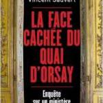 La Face cachée du Quai d'Orsay – Vincent JAUVERT