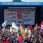 100 000 Allemands se joignent à une plainte contre l'accord CETA