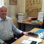 Renaud Piarroux : » Les Nations Unies voulaient faire du choléra la conséquence d'un événement climatique «