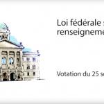 Votations du 25 septembre: les journalistes s'alarment d'une loi qui met en danger la protection des sources