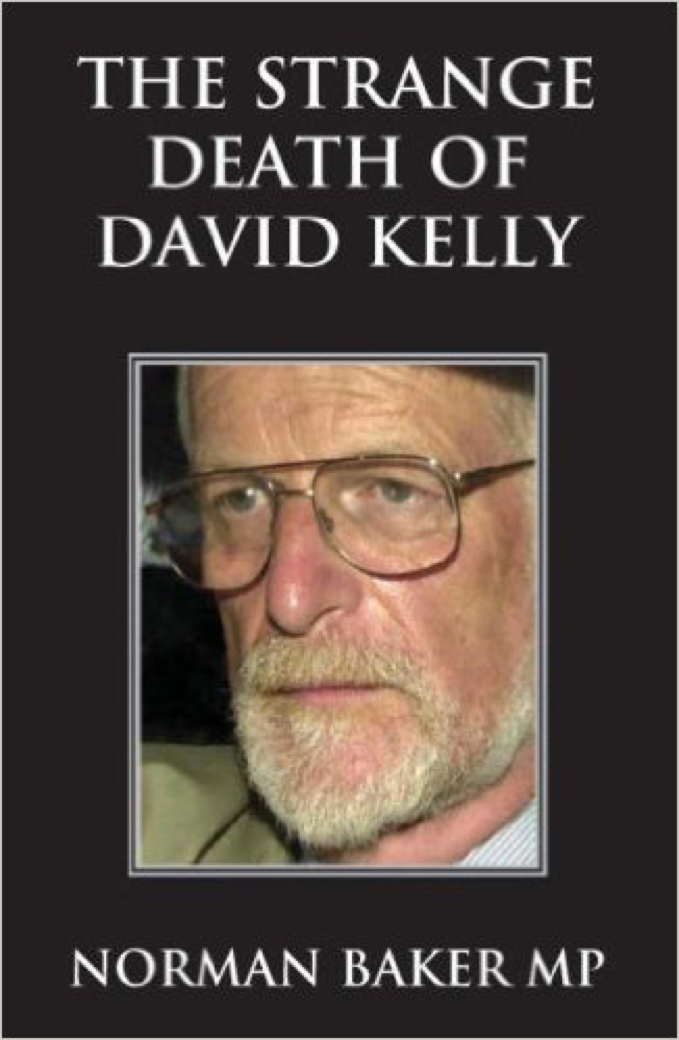 The Strange Death of David Kelly - Norman Baker