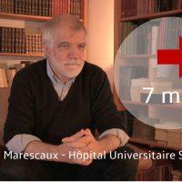 témoignage hôpital universitaire Strasbourg