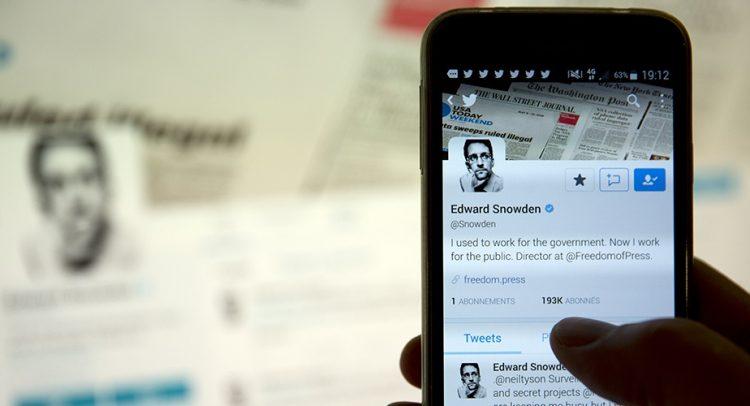 plus que quelques jours pour gracier Edward Snowden
