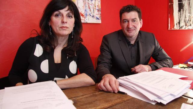 solidarité pour Ghislaine Duret