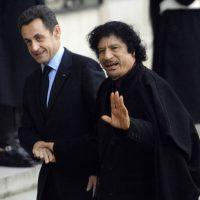 Argent Libyen la droite sur écoute