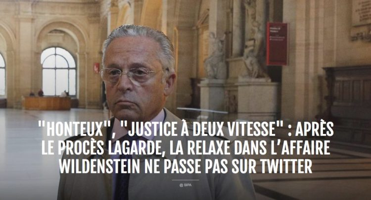 relaxe affaire Wildenstein décision incomprise